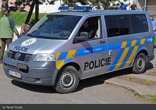 Milovice - Policie - DHuFüKw - 6S2 5816