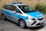 B-30764 - Opel Zafira Tourer - FuStW