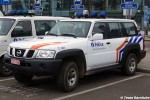 Grâce-Hollogne - Police Fédérale - FuStW