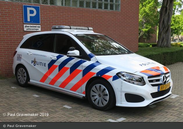 Diemen - Politie - FuStW - 9206