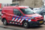 Rotterdam - Gezamenlijke Brandweer - MZF - 17-2101