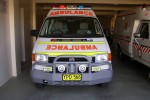 ohne Ort - New South Wales Ambulance Service -  RTW