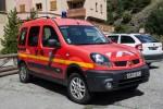 Lanslebourg-Mont-Cenis - SDIS 73 - MZF-Allrad - VLHR