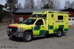 Stöde - Landstinget Västernorrland - Ambulans (3 13-9180)