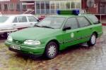 BG17-664 - Ford Scorpio Turnier - FuStW (a.D.)