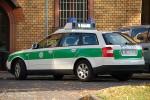 WÜ-3553 - Audi A4 Avant - FuStW - Obernburg