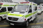 Timaru - St John Ambulance - RTW - Timaru 874