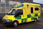 Tullamore - HSE National Ambulance Service - RTW - 015 (a.D.)