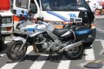 Słubice - Policja - Krad