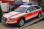 Audi A6 2.7 TDI Quattro - Mittelstädt Sonderfahrzeuge - NEF