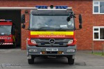 Pangbourne - Royal Berkshire Fire and Rescue Service - WrL
