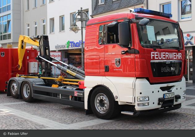 Werkfeuerwehr Bayernoil