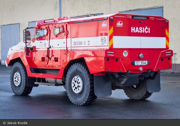Hlučín - Záchranný útvar HZS - Sondergeschütztes TLF