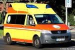 Krankentransport Gorris - KTW (B-A 2115)