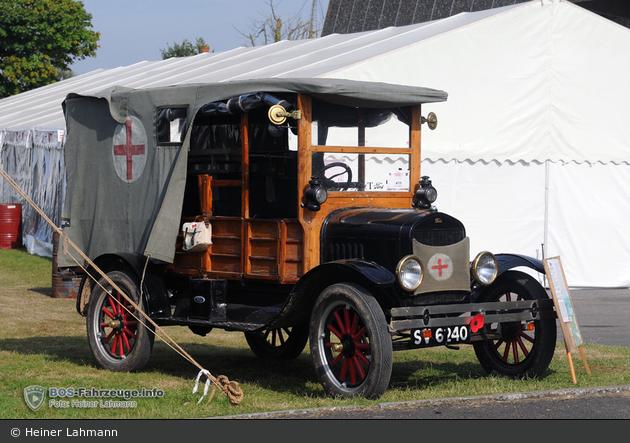 unbekannt - Ambulance (a.D.)