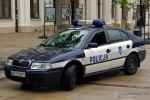 Warszawa - Policja - ZZ114 - FuStW