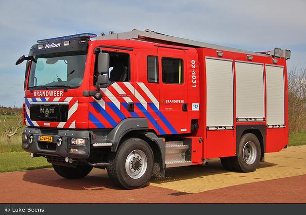 Ameland - Brandweer - TLF - 02-4031