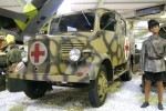 Wehrmacht - DB 1500S - Krankenwagen