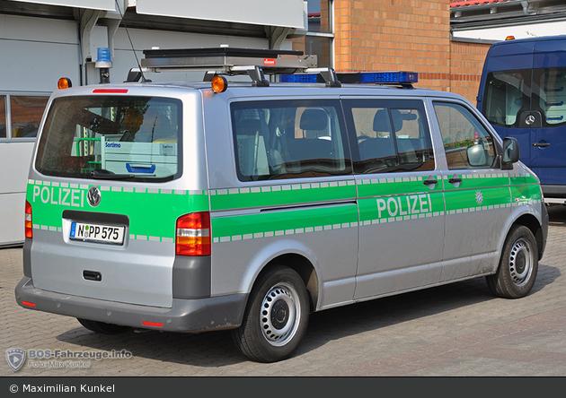 N-PP 575 - VW T5 - FuSTW Autobahn