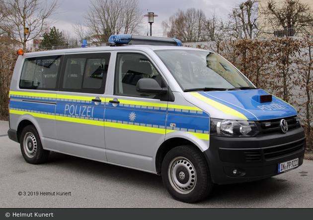 IN-PP 9221 - VW T5 - FuStW