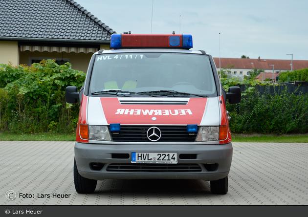 Florian Havelland 04/11-01