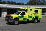 Gävle - Landstinget Gävleborg - Ambulans - 3 26-9120