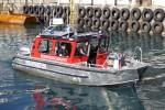 """Bergen - Norsk Selskab til Skibbrudnes Redning - SAR-Vessel  """"SOMMERPATRULJE 6"""""""