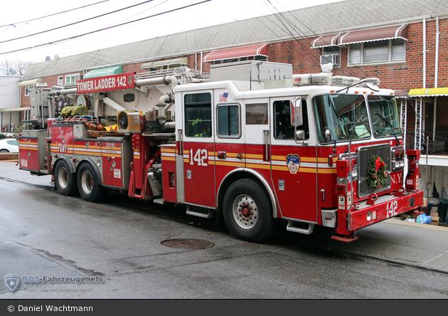 FDNY - Queens - Ladder 142 - TM
