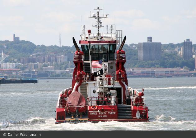 FDNY - Manhattan - Marine 1 - FLB
