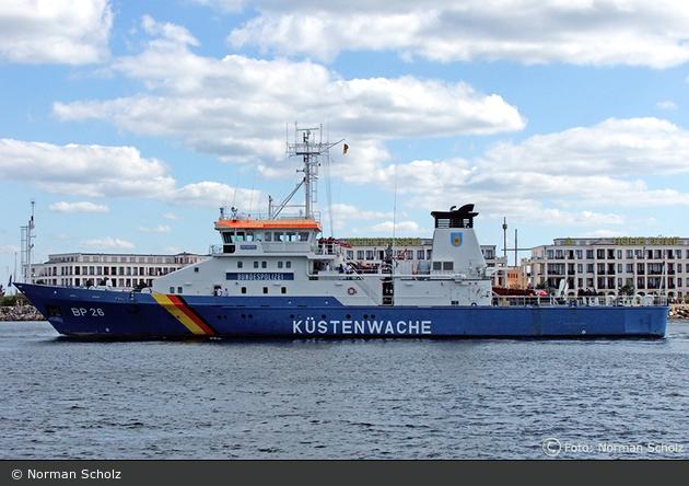"""Bundespolizei - BP 26 """"Eschwege"""