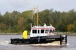 WSA Brunsbüttel - Arbeits- und Aufsichtboot