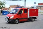 Skutskär - Stora Enso AB - Släckbil (45 181)