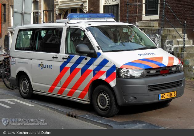 Amsterdam - Politie - HGruKW - 0312