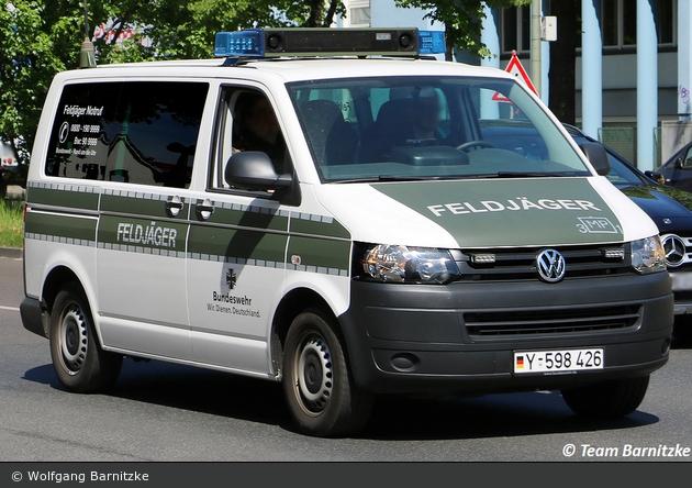 Berlin - Feldjäger - FuStW