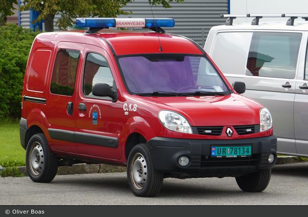Molde - Molde brann- og redningstjeneste - MZF - C.1.8