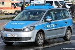 B-7918 - VW Touran - FuStW