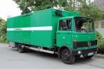 H-ZD 405 - MB 813 D – Toilettenwagen