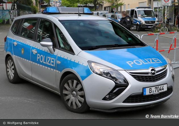 B-7044 - Opel Zafira Tourer - FuStW