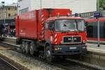 Augsburg - Deutsche Bahn AG - Hilfszug (a.D.)