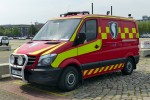 Mercedes Benz Sprinter 316 CDI - ColdCut Cobra AB - VLF