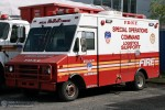 FDNY - Manhattan - SOC Logistic Support Van - GW