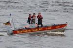 Florian Hamburg Moorwerder Kleinboot
