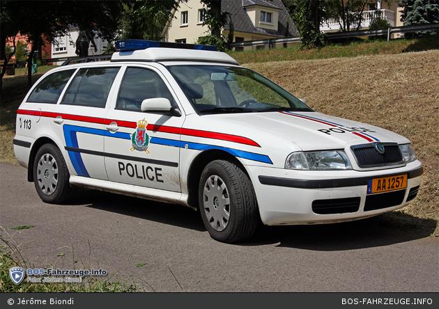 AA 1257 - Police Grand-Ducale - FuStW (a.D.)