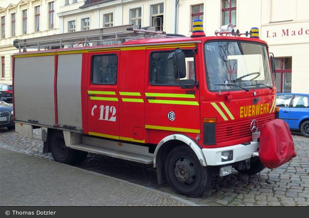 Potsdam-Mittelmark - unbekannt - LF 8 (a.D.)