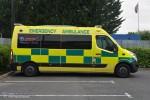 Basingstoke - Jigsaw Medical Service - Ambulance