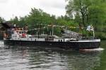 WSA Duisburg-Meiderich - Taucherschiff - Raffelberg