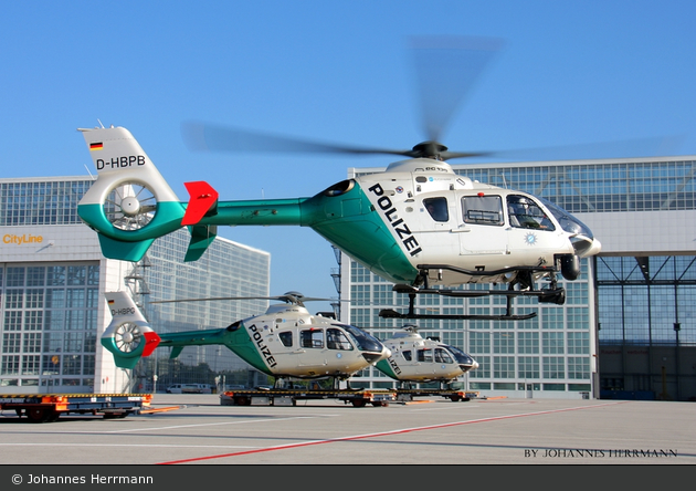 BY - Landespolizei - EC135 2. Generation