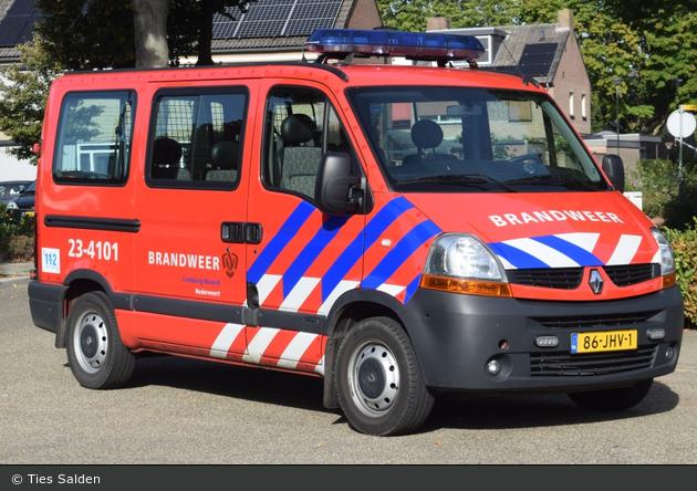Nederweert - Brandweer - MTW - 23-4101