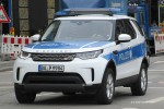 BA-P 9984 – Land Rover Discovery - FuStW