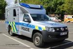 Plzeň - Policie - Tatortfahrzeug